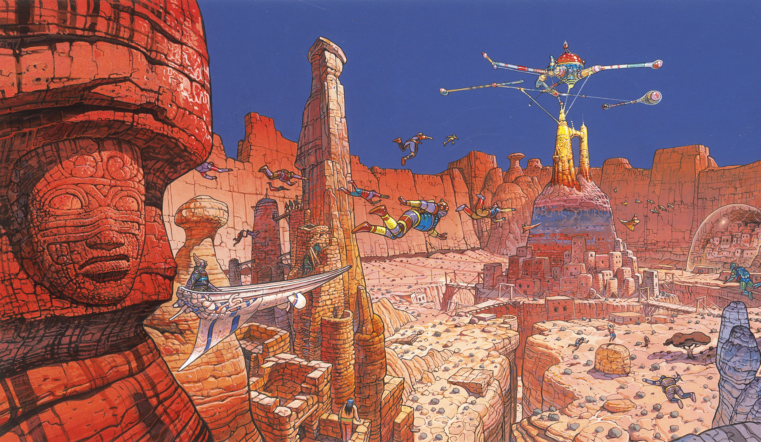 Moebius - Metreon