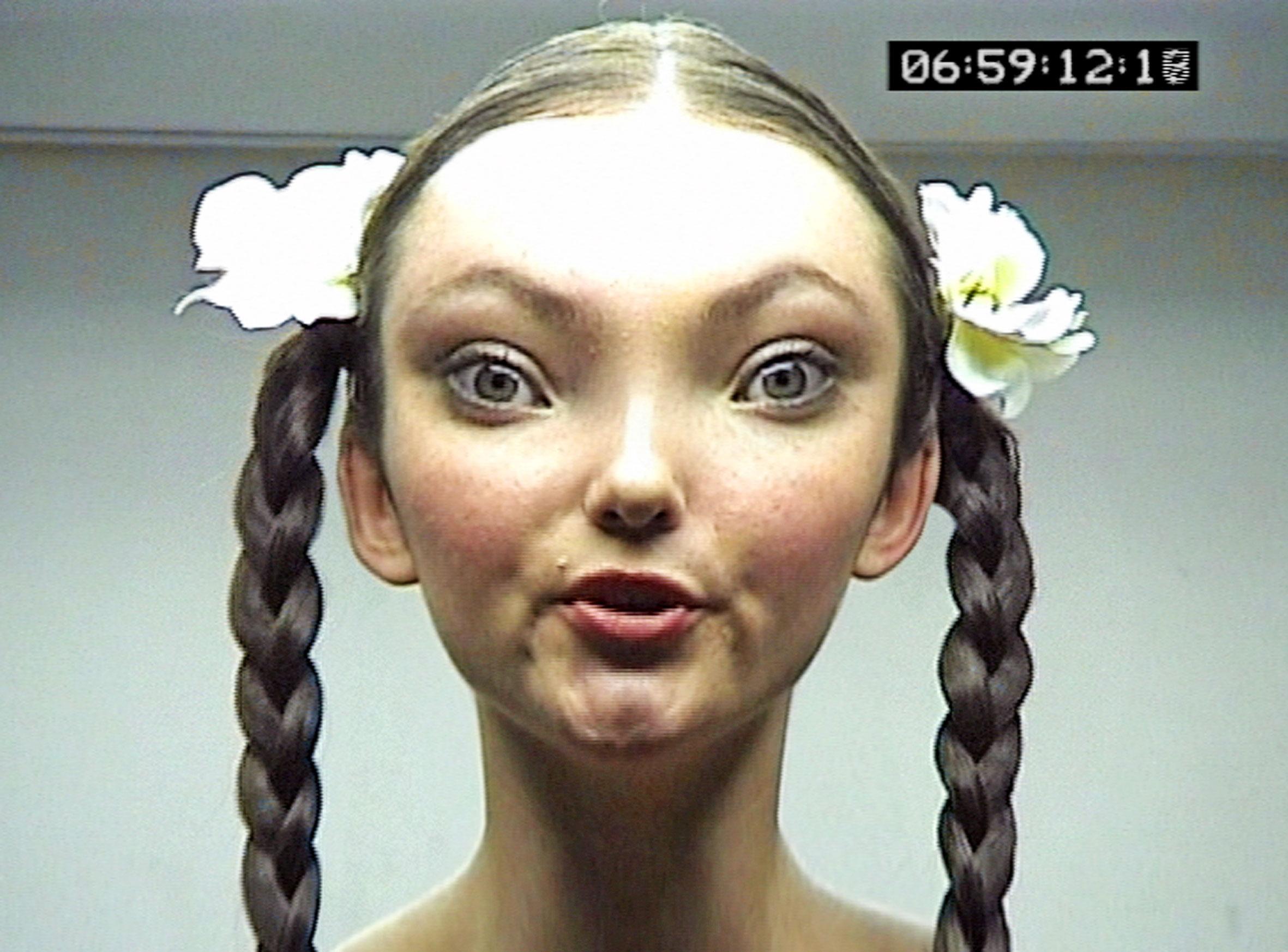 Chris Cunningham - Playstation Girl
