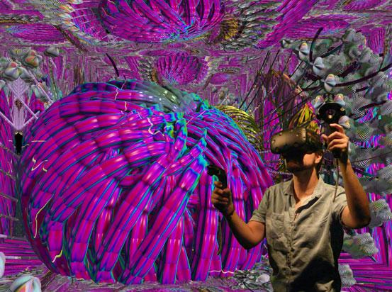 Realidad Virtual + Internet 3D